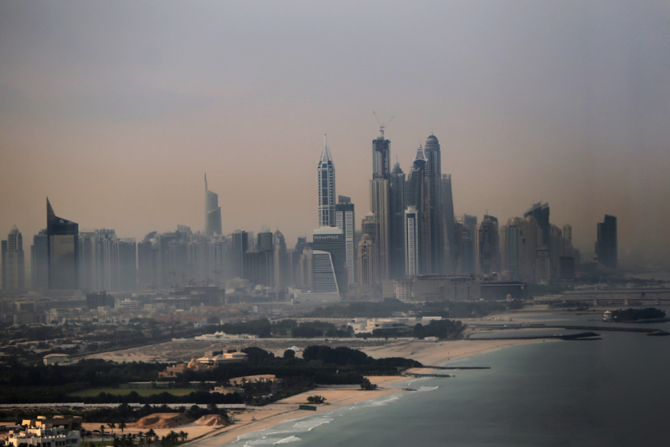 Dubai launches $136m plan to achieve world's best air quality