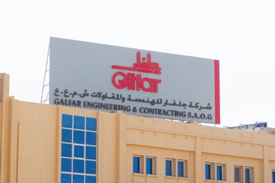 Oman's Galfar confirms exit of C-level officer