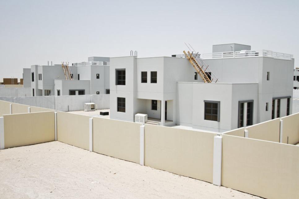 Abu Dhabi's Musanada awards contract for $327m Al Ain homes
