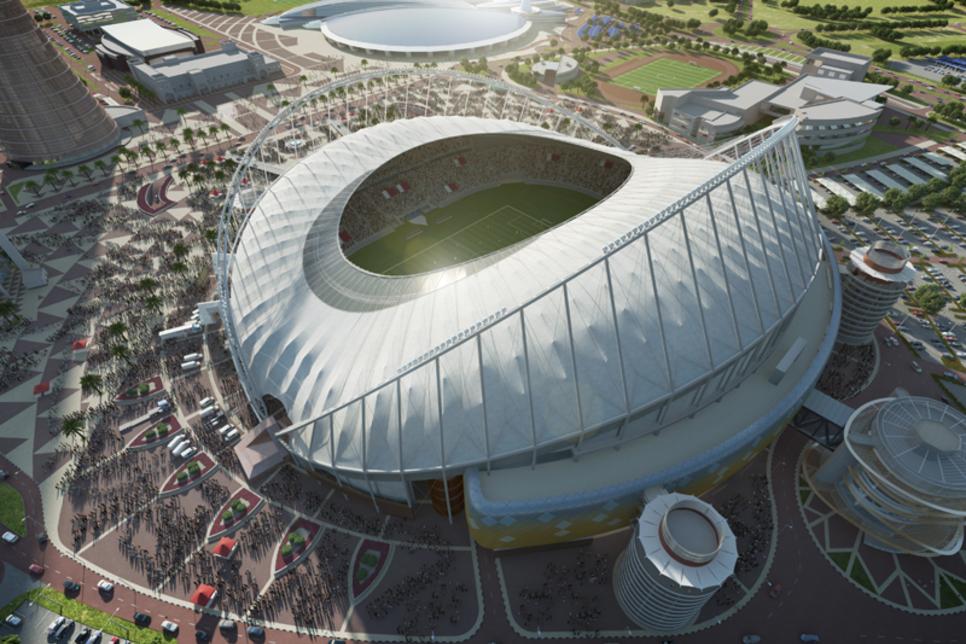 Mid-2017 likely opening date for Khalifa Stadium
