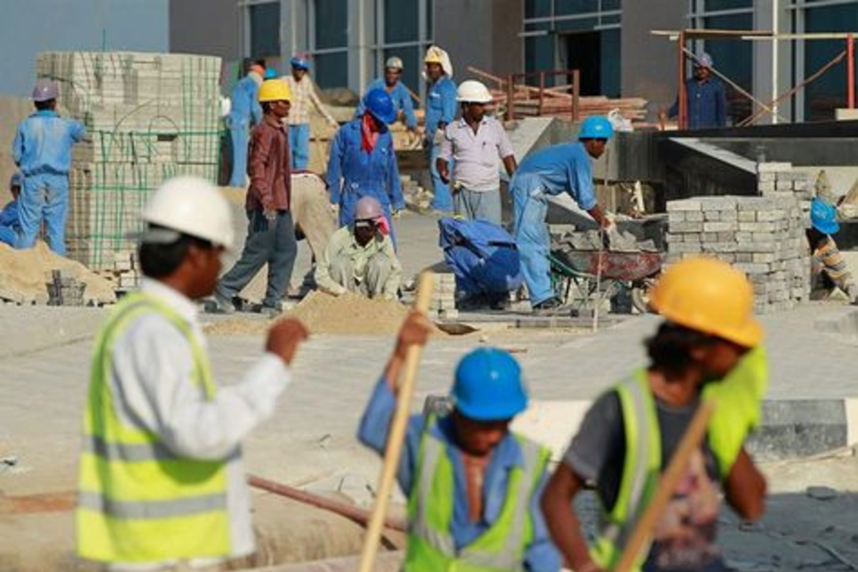 Kuwait: 200 workers on strike over unpaid wages