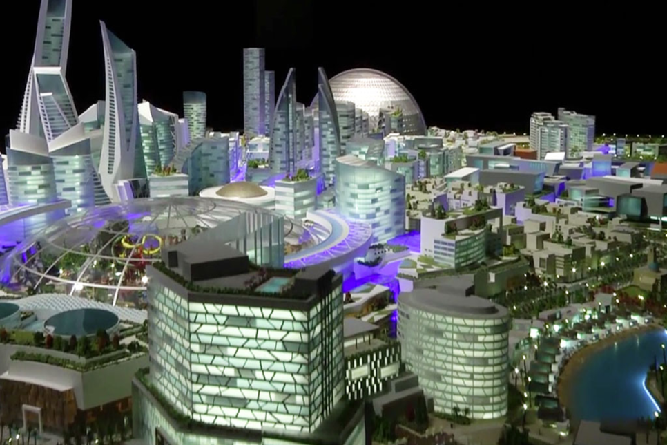Dubai: Developer relocates the Mall of the World
