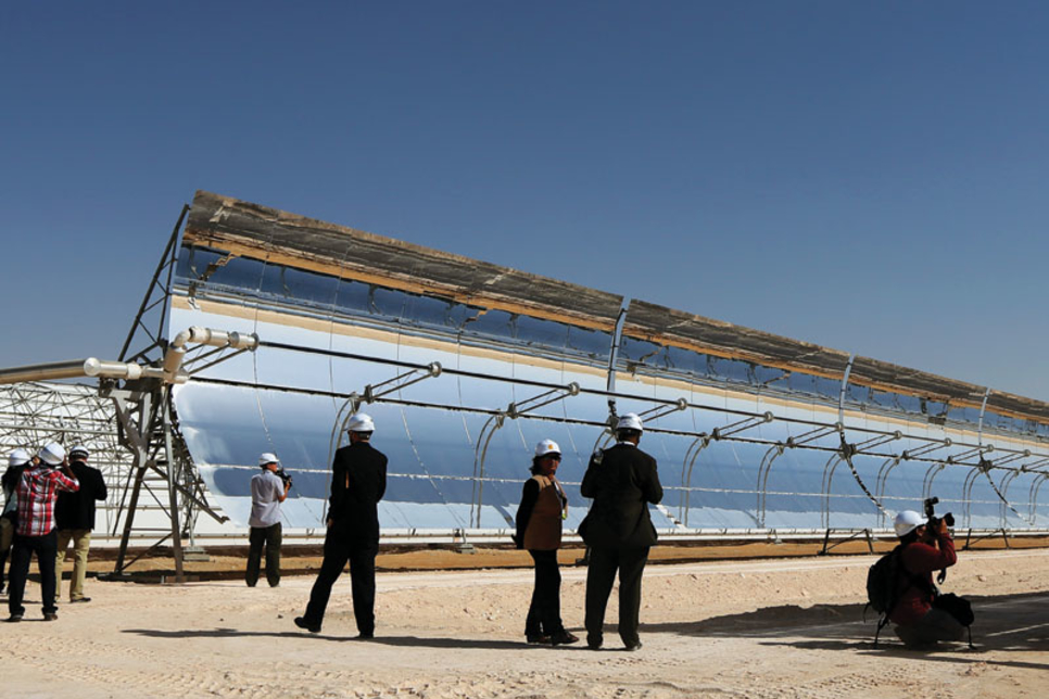 ADWEA awards solar PV project to India's Sterling and Wilson