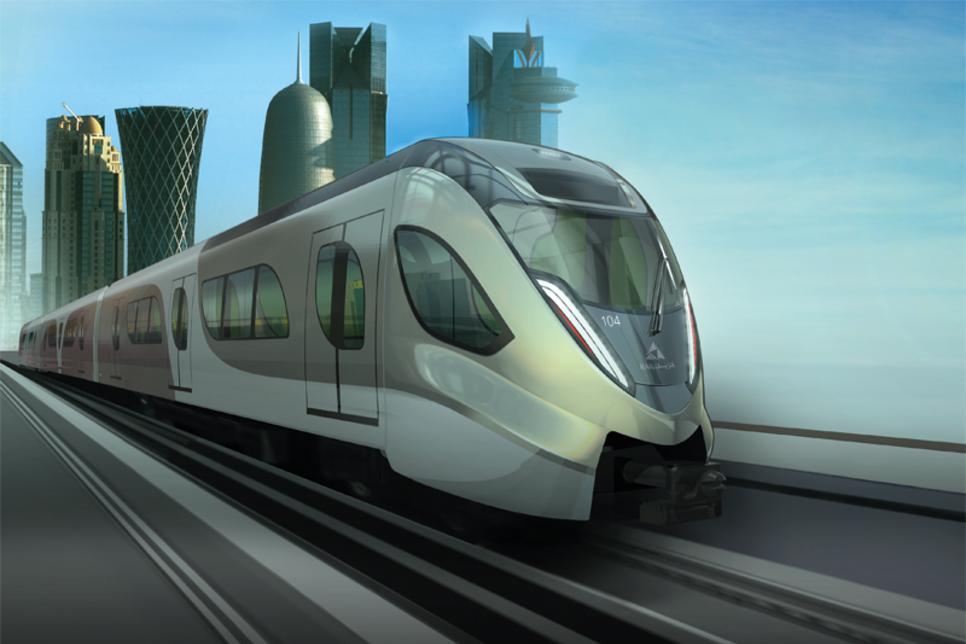 Qatar Rail reveals designs for LRT, Metro projects