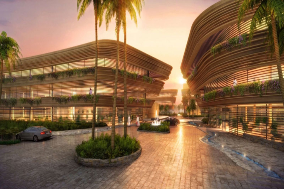 Hill wins $2.7m deal on Marriott Hotel in Saudi