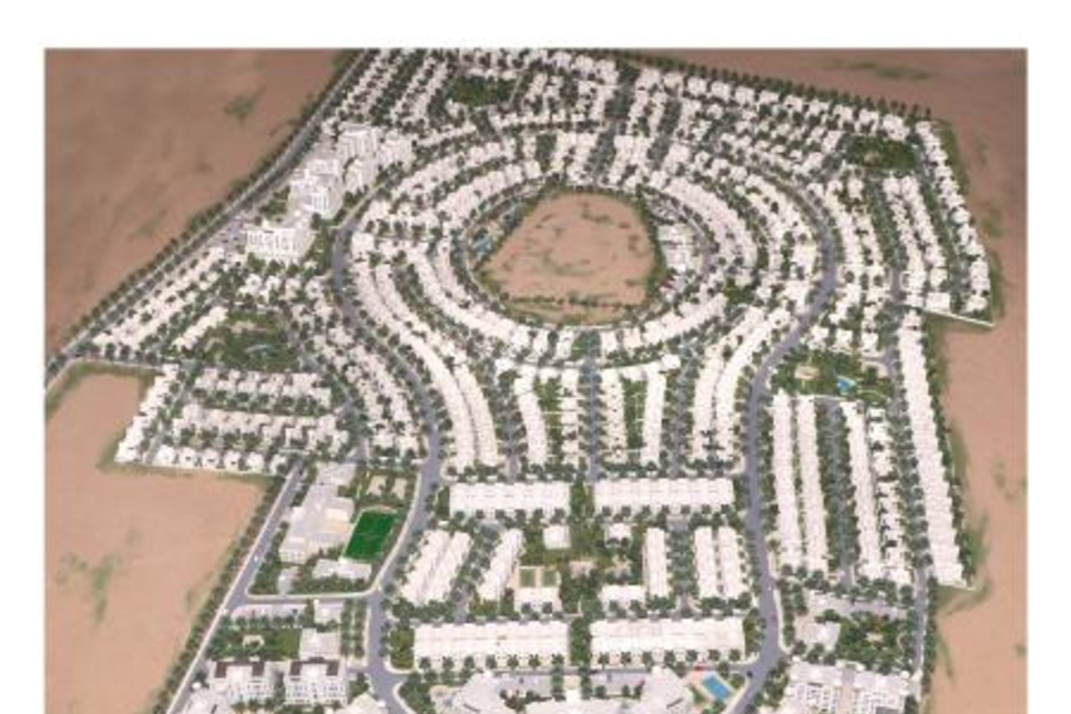 Commercial plots launched for Oman's Al Waha project