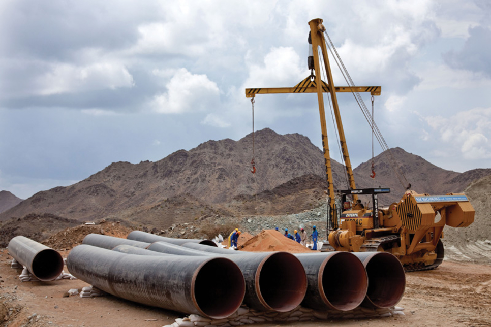 Amec Foster Wheeler nabs Saudi's Sadara pipelines contract