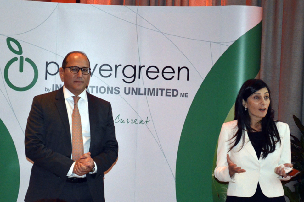 Innovations Unlimited launches powergreen company