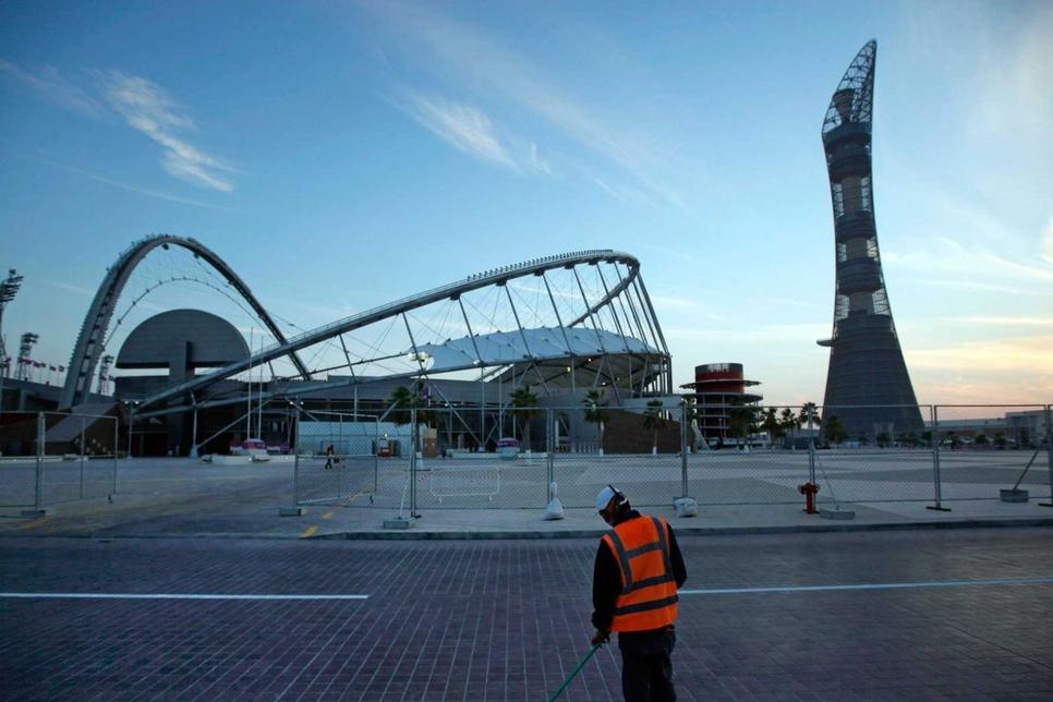 Qatar infrastructure spend to reach $13bn in 2017
