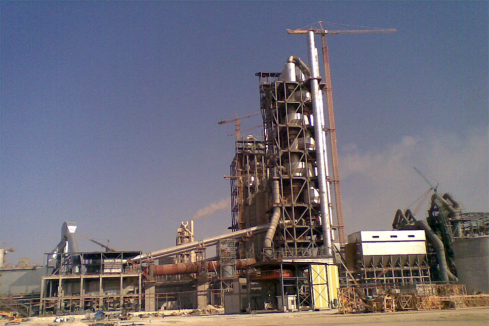 Qatar Cement and Samba ink $100m cement plant deal