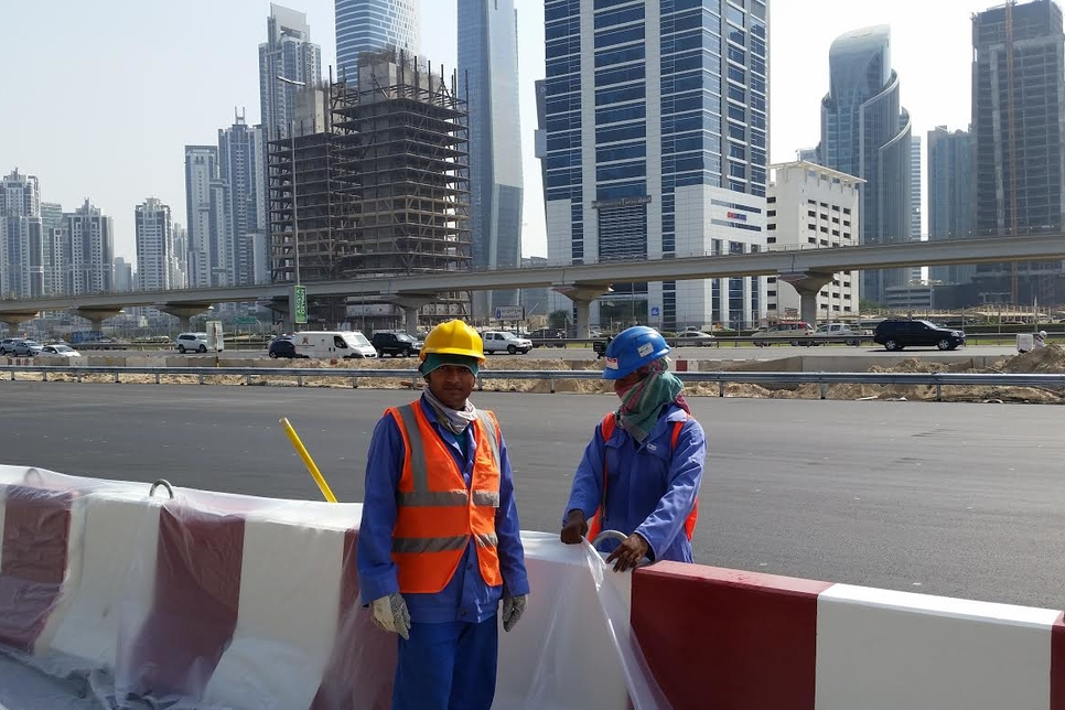 RTA opens Phase 2 of traffic diversion project in Dubai
