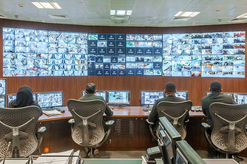 Hyatt Regency Dubai upgrades analogue surveillance system