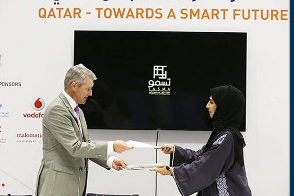 Siemens to help develop Qataris' tech skills