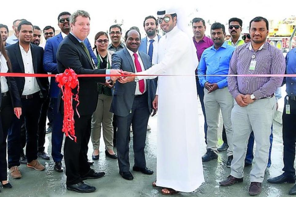 Qatar: Smeet opens new plant in Ras Bufontas SEZ
