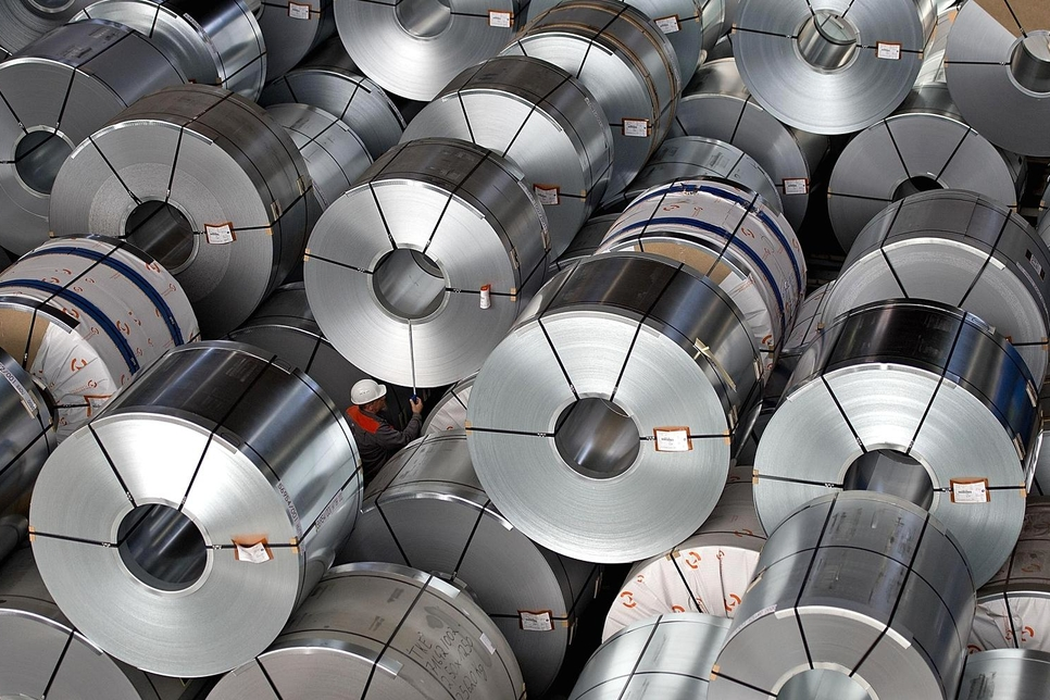 Demand for steel rebars in UAE to increase by 10%