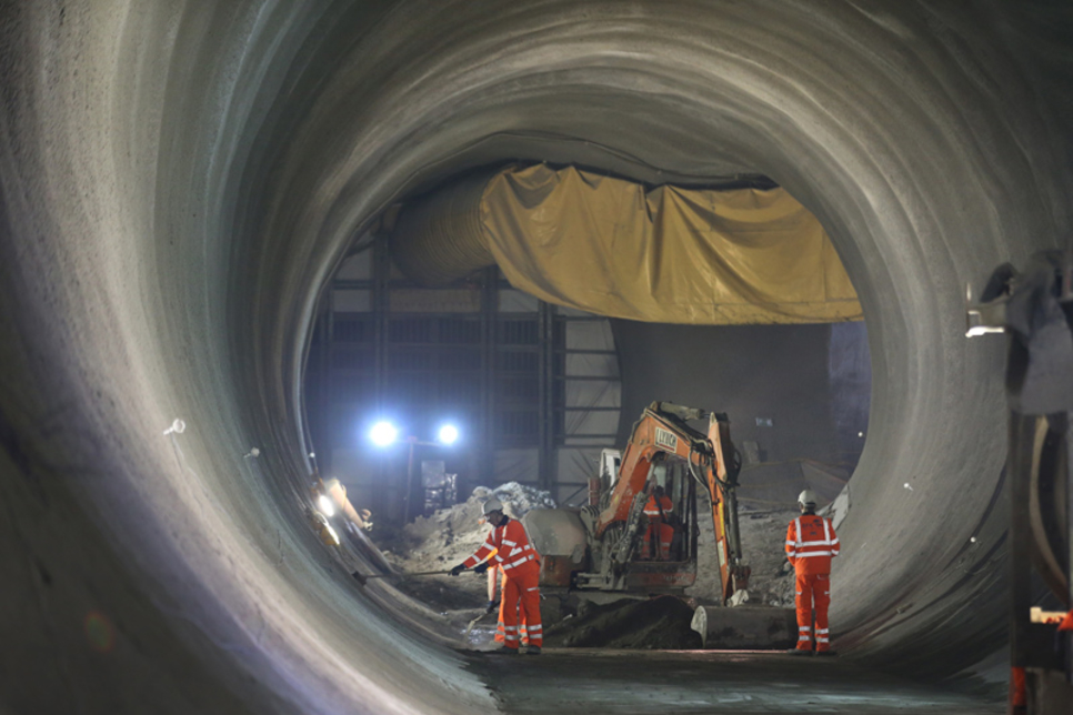 Atkins hired consultant on London's Crossrail 2