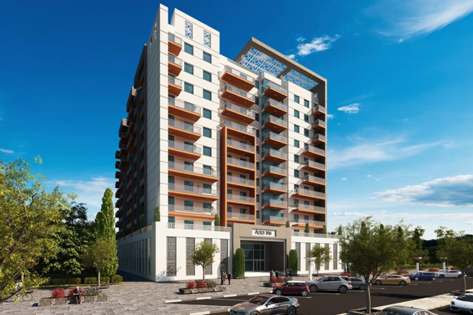 Azizi launches $36.7mn Dubai development