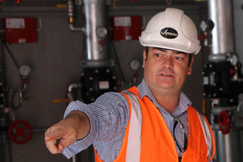 Victaulic hires Middle East fire protection head