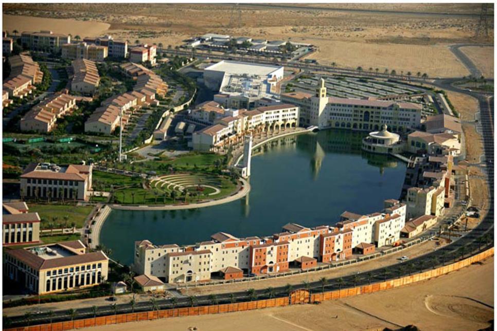 Dubai Investments Park Dev Co. gets BB rating