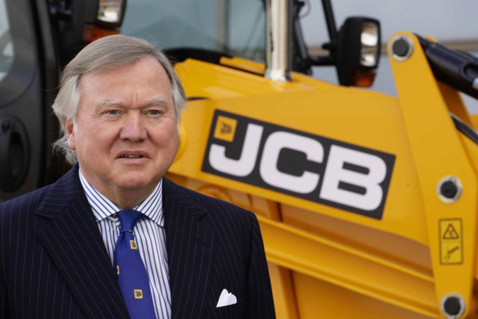 Christmas celebration at JCB as $9m bonuses announced