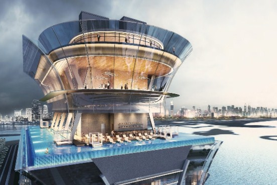 Shangri-La to manage hotel in The Palm Tower