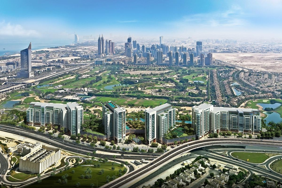 Emaar & Meraas form JV to build MBR City project