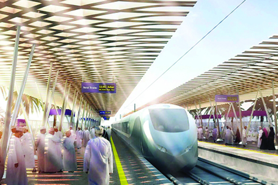 Oman Rail receives eight bids for O&M contract