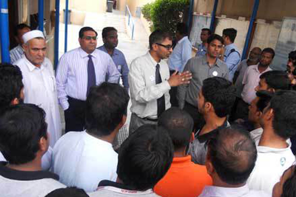 Dulsco holds 11th annual health and safety week