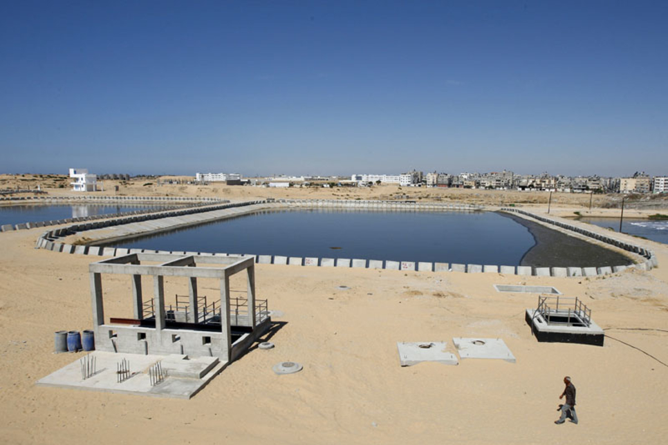 American firm Eaton to work on water plant in Gaza, Palestine