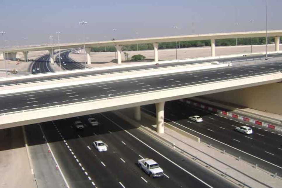 UAE awards road contracts worth $118.4m