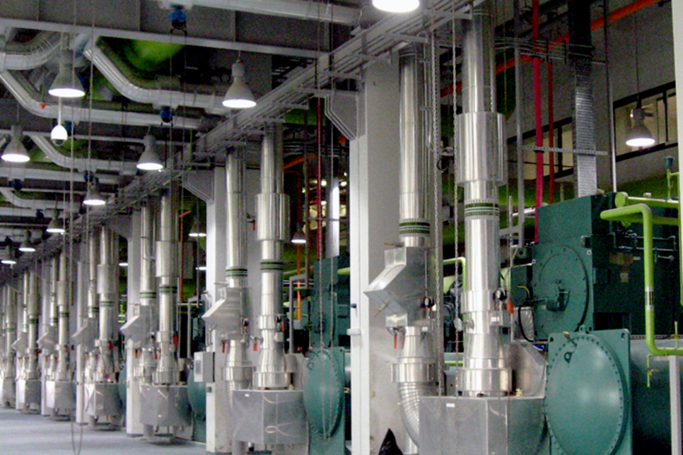 Saudi Arabia's district cooling market is booming, says SNC-Lavalin