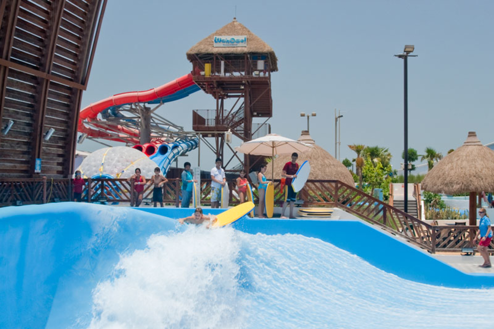 Bahrain water park set for partial completion in 2018