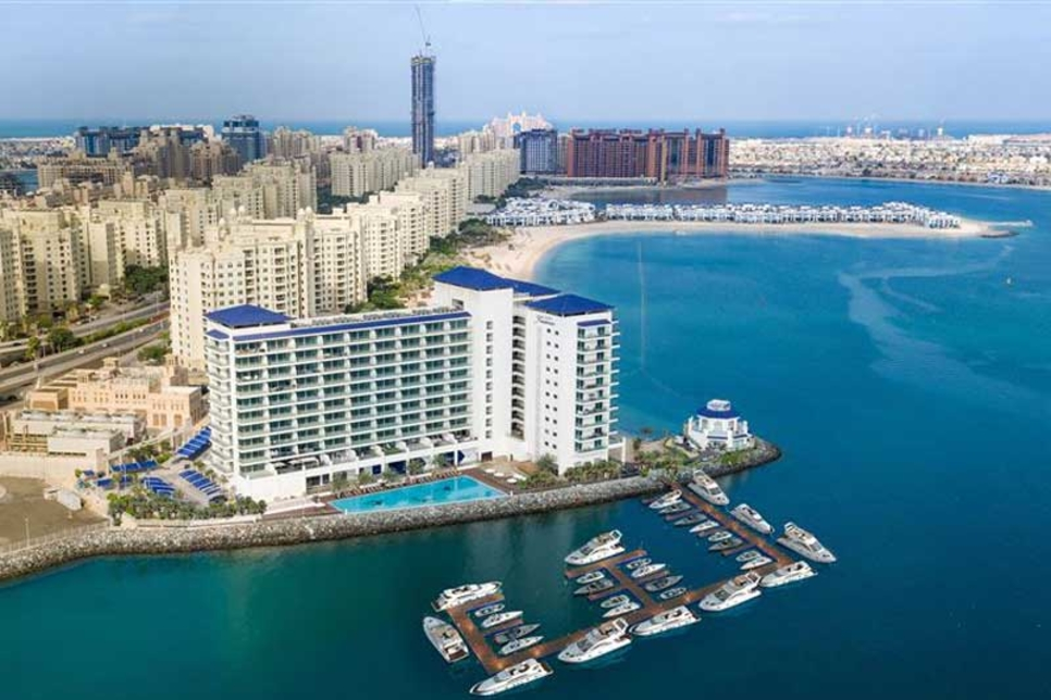 Dubai's Nakheel to develop $4m marinas at Palm Jumeirah