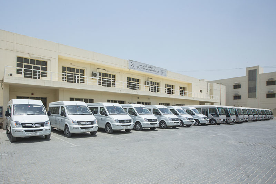 Case study: QBG makes big gains with new fleet for UAE staff