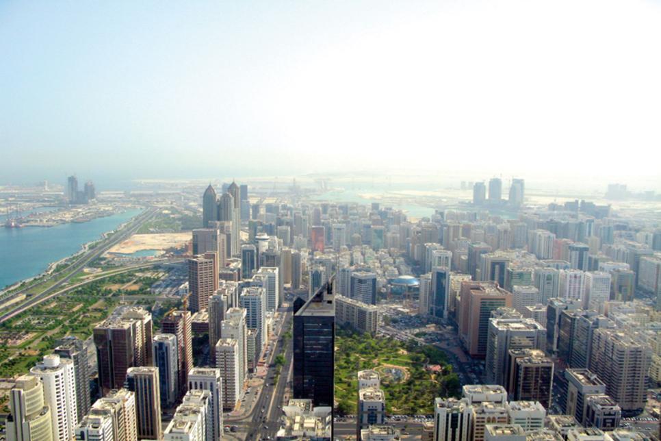 Abu Dhabi's bus shelter construction on track