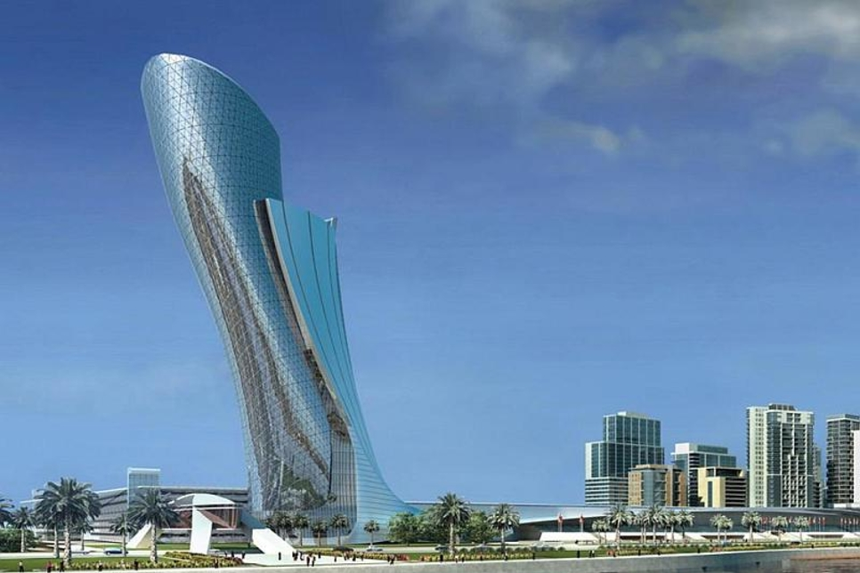 Helipad coming to Guinness World Records-certified UAE building