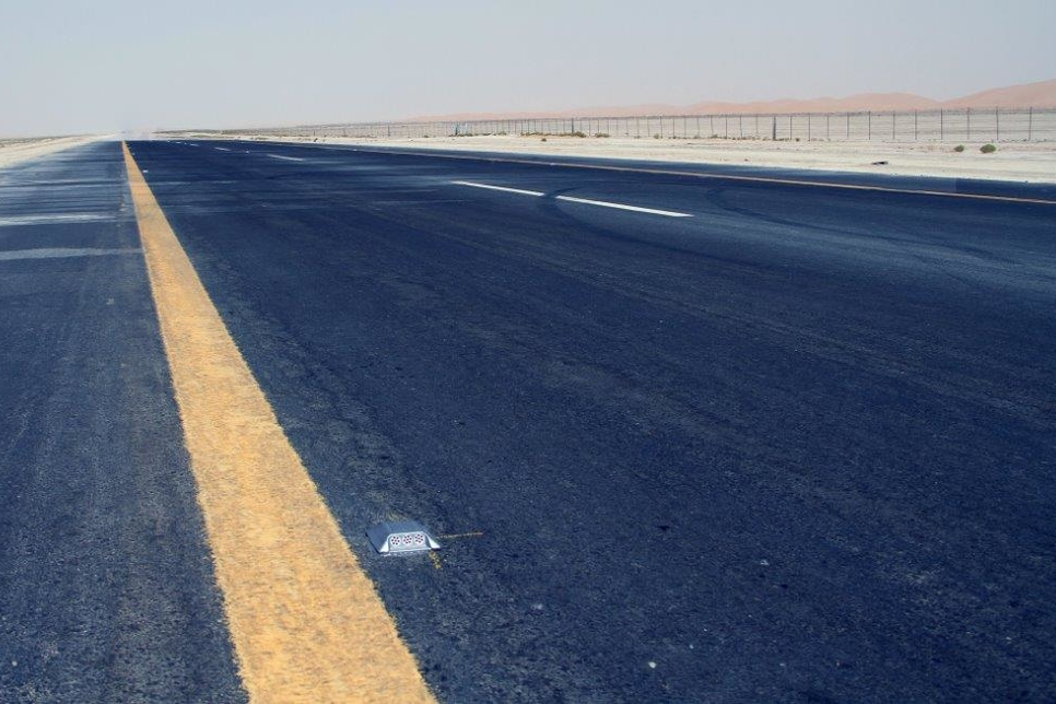 Construction of Abu Dhabi's 140km road 51% complete