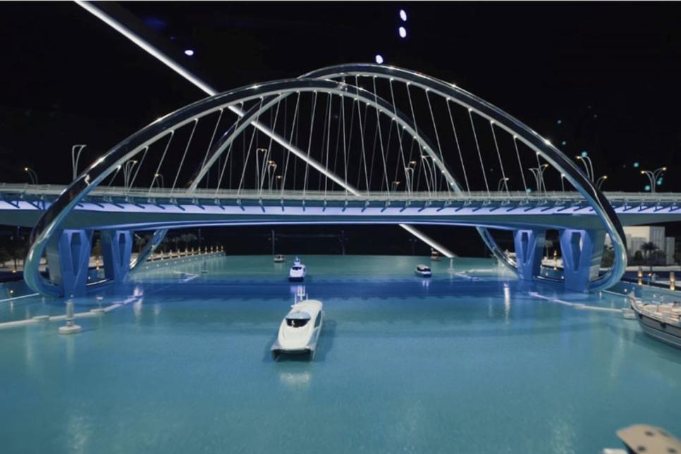 Sharjah firm wins contract for Dubai's $107m Shindagha Bridge