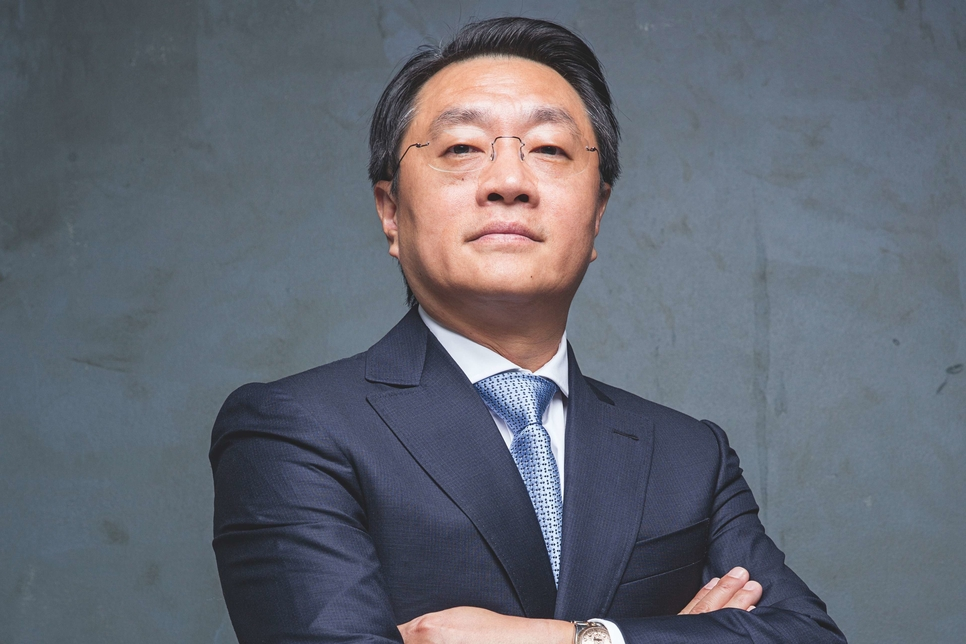 China giant's CSCEC ME's Yu Tao on legislative protection for contractors