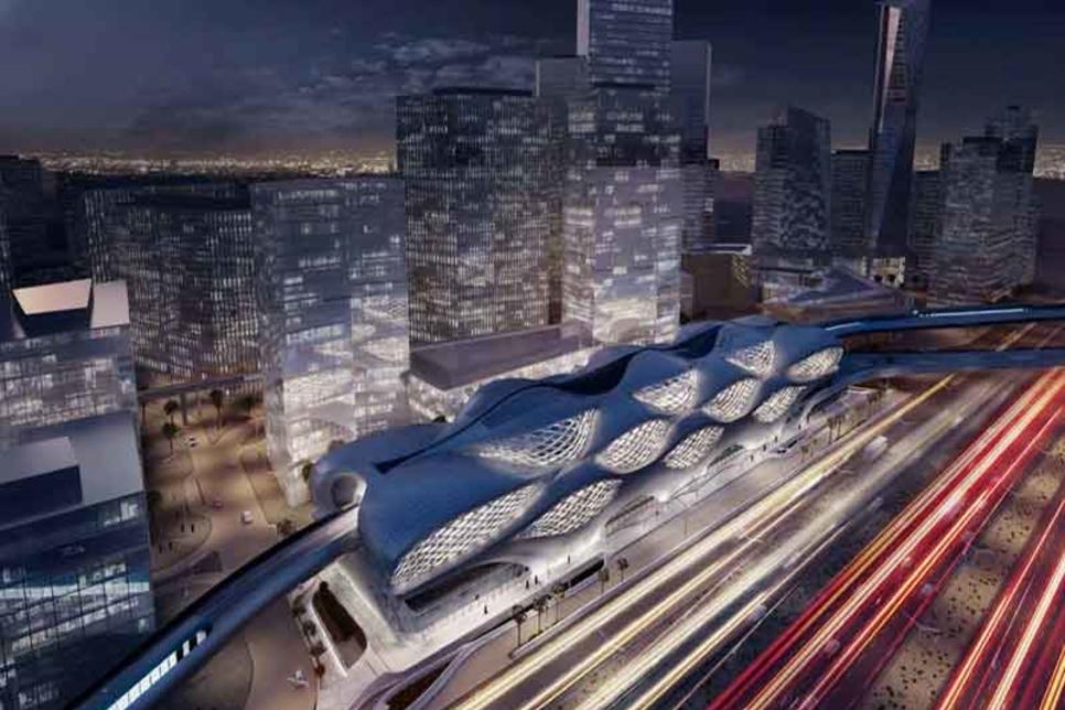 O&M contract awarded for Saudi Arabia's Riyadh Metro