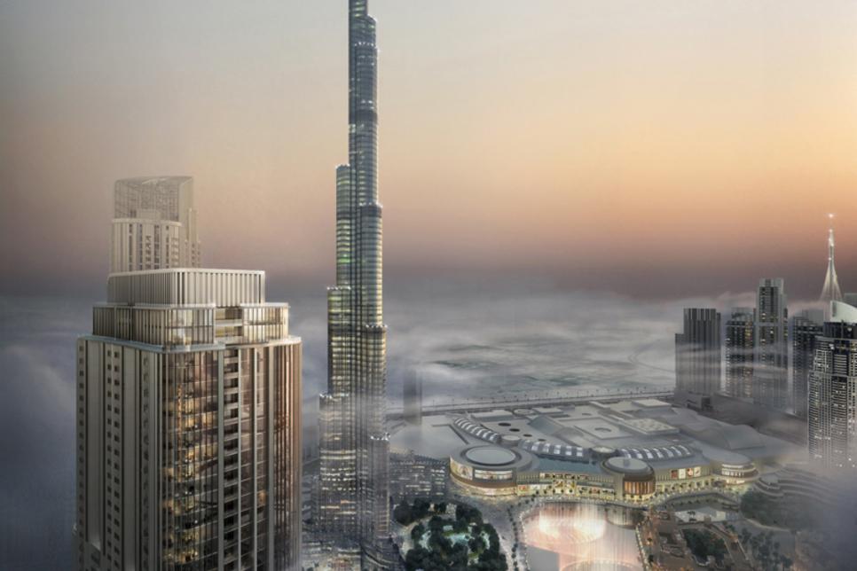 Dubai's Emaar awards Grande Tower contract to SSH