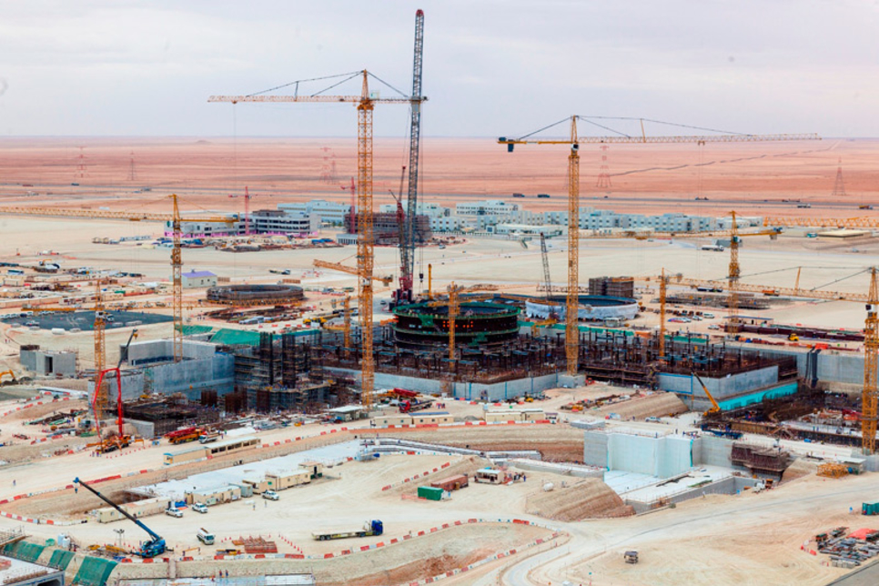 UAE companies win $4bn contracts for Barakah nuclear energy project
