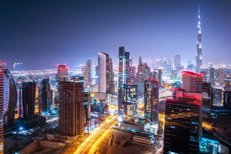 Dubai's Gitex 2018 shows why construction needs smart city tech