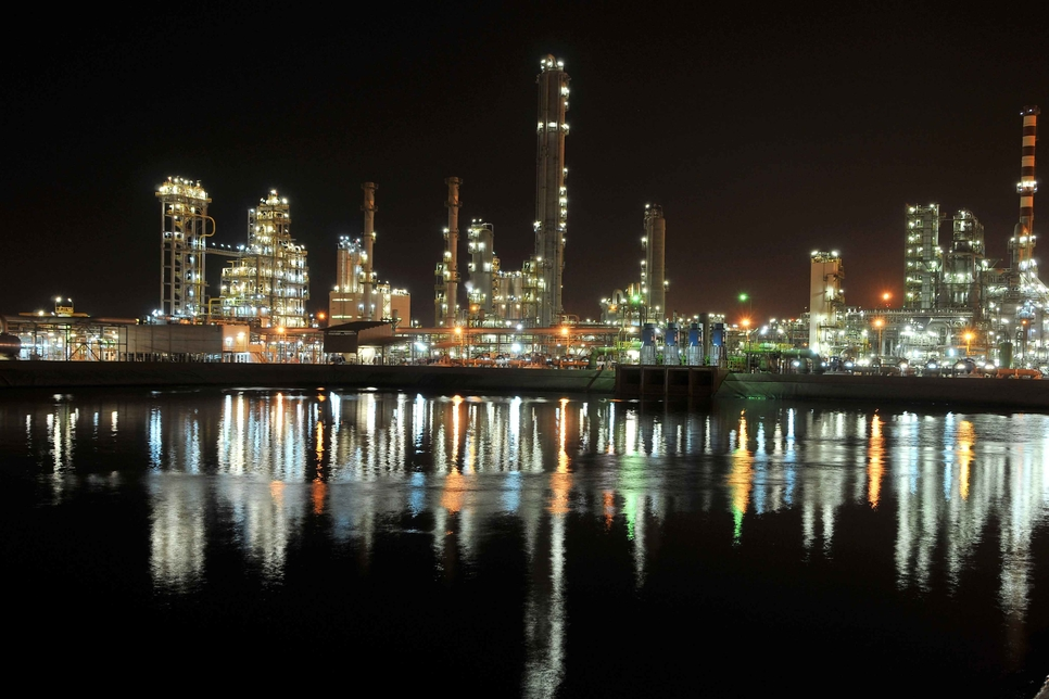 Saipem's 9M 2018 loss widens despite major Saudi Aramco contract