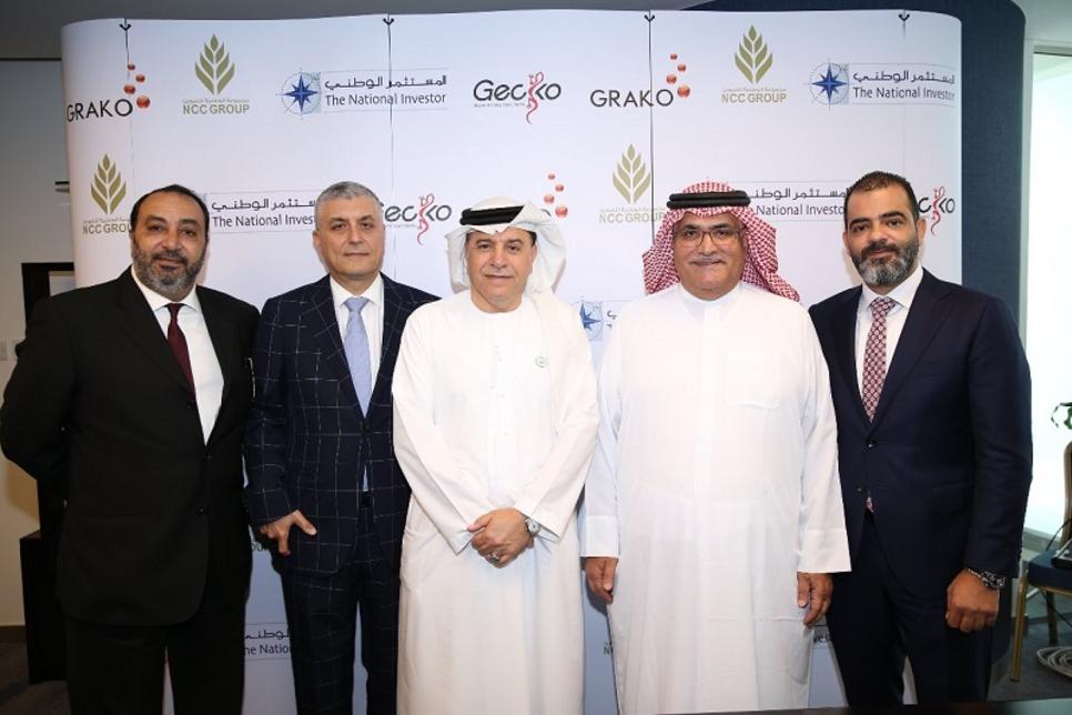 Grako, Gecko ME team up with Abu Dhabi's NCC Group