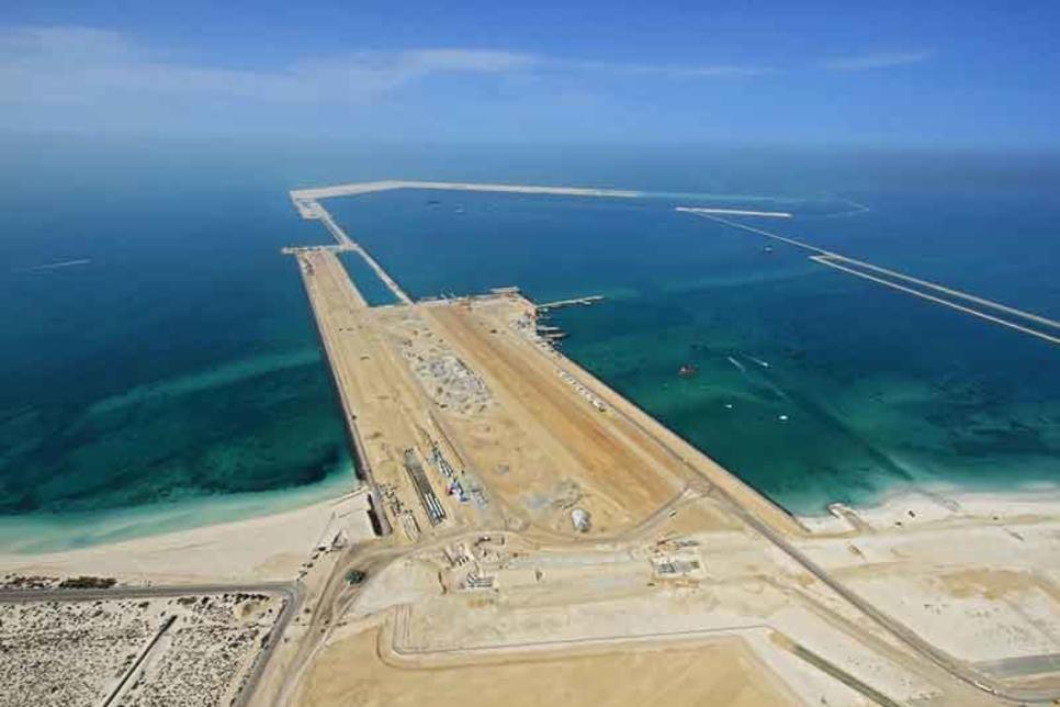 Abu Dhabi Ports buys tugs for $2.7bn Khalifa Port expansion