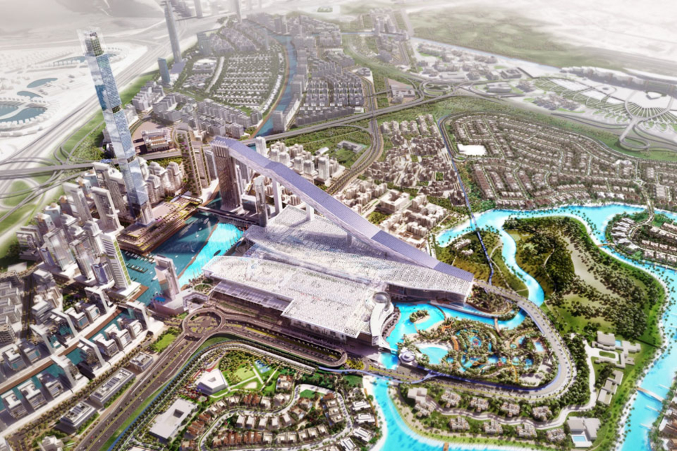 Dubai's Meydan One targets global investors