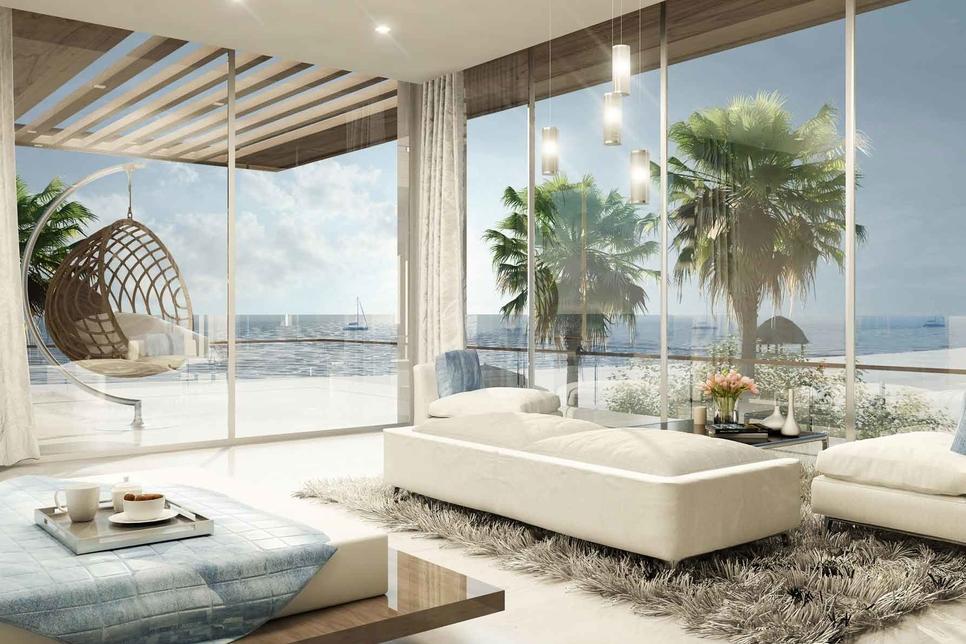 Imkan's Abu Dhabi villa complex Nudra 20% complete