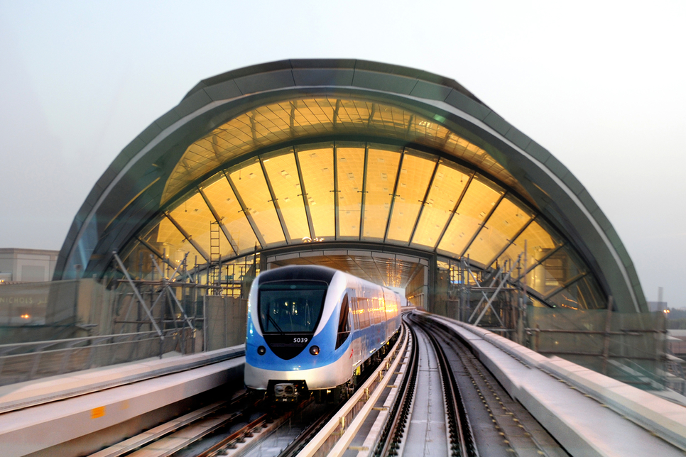 Dubai home prices impacted by distance from metro's Red Line