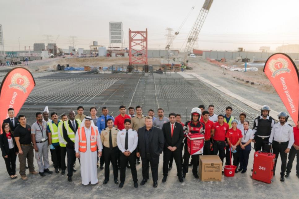 Dubai's Emirates-backed Transguard to build $31m staff homes